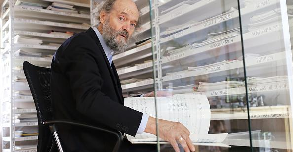 Arvo Pärt / photo Birgit Püve